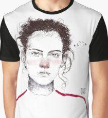 LA LUCHADORA by elenagarnu Camiseta gráfica
