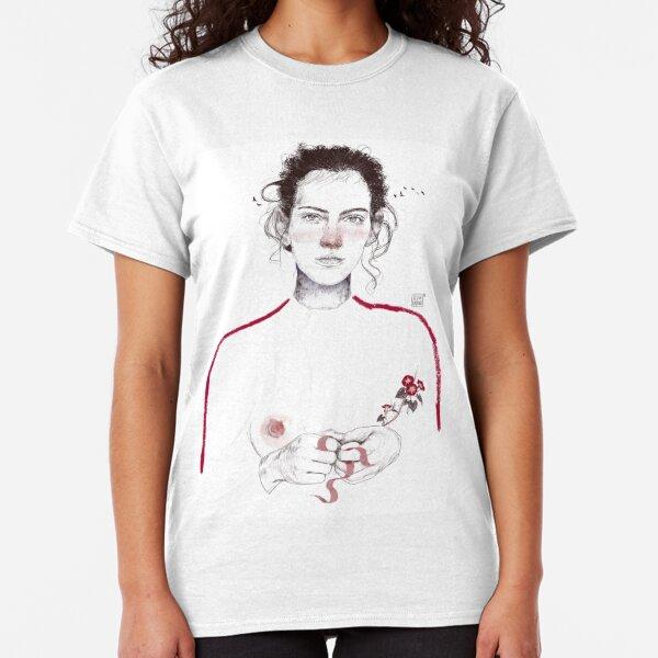 LA LUCHADORA by elenagarnu Classic T-Shirt