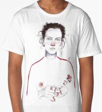 LA LUCHADORA by elenagarnu Long T-Shirt