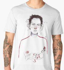 LA LUCHADORA by elenagarnu Men's Premium T-Shirt