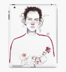 LA LUCHADORA by elenagarnu Vinilo o funda para iPad