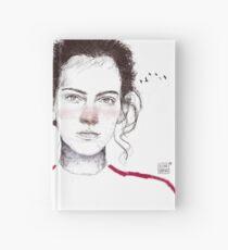 LA LUCHADORA by elenagarnu Cuaderno de tapa dura