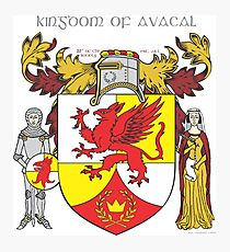 Kingdom of Avacal Photographic Print