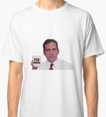 Michael Scott Florida State Sucks Classic T-Shirt