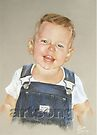 Little Farmboy by Kate Eller