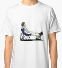 Formula 1 - Fernando Alonso deckchair - Cutout Classic T-Shirt