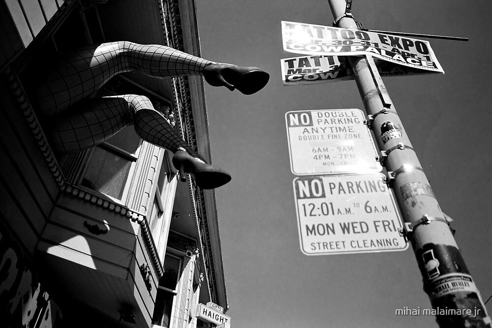 haight street by mihai malaimare jr