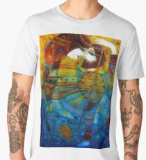 George and the Strap Men's Premium T-Shirt