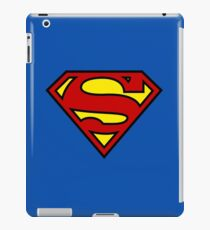 Superman Shield  iPad Case/Skin