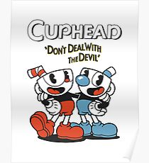CupHead! Poster