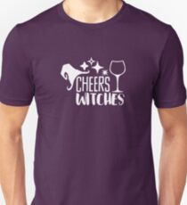 Cheers Witches - WHT Unisex T-Shirt