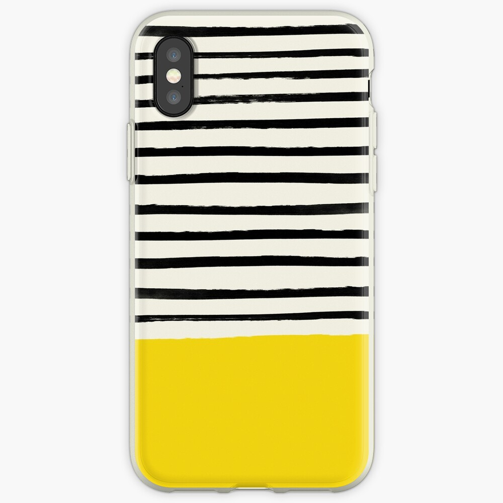 Sunshine x Stripes iPhone Case & Cover