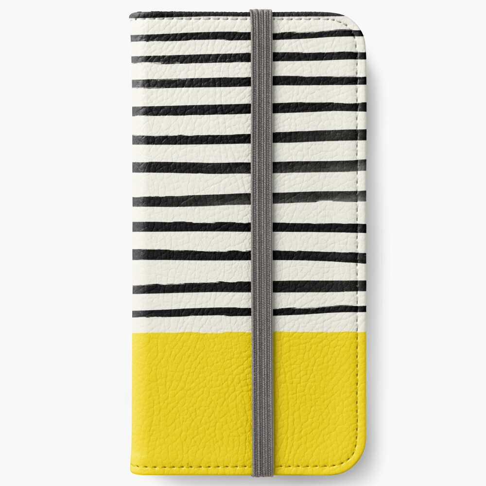 Sunshine x Stripes iPhone Wallet