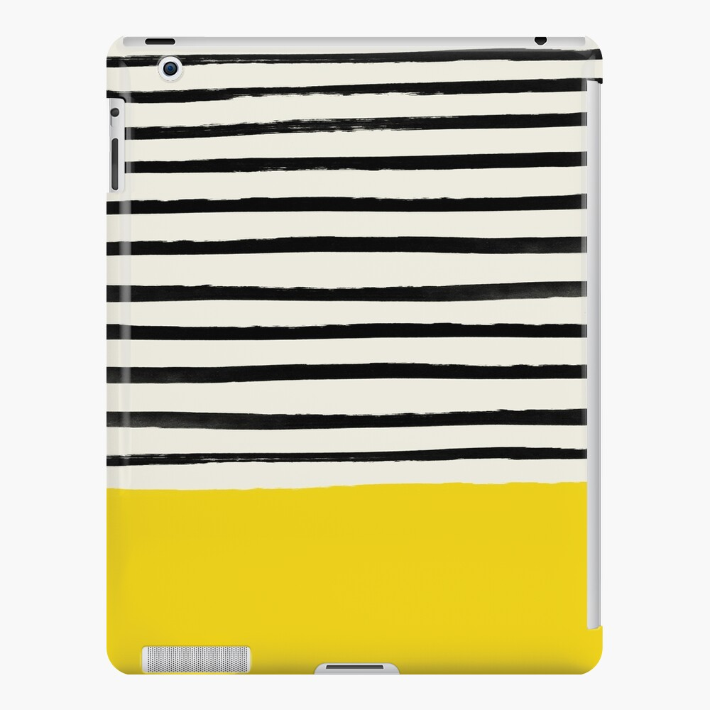 Sunshine x Stripes iPad Case & Skin