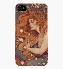 COSMIC LOVER - Color version iPhone 4s/4 Case
