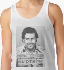 Pablo Escobar Supreme Tank Top