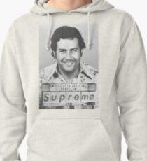 Pablo Escobar Supreme Pullover Hoodie