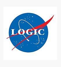 LOGIC Photographic Print