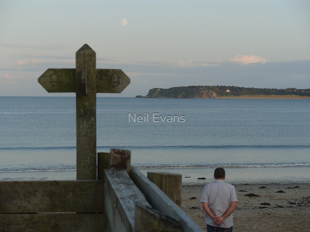 Signpost by Neil Evans