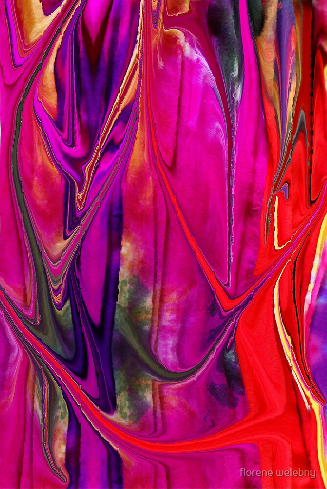 Altered View by florene welebny