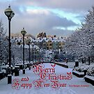 Christmas Card by Wrayzo