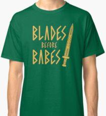 Blades B4 Babes Classic T-Shirt