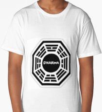 Dharma Initiative logo Long T-Shirt