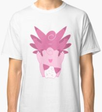 From Clefa to Clefable Classic T-Shirt