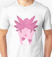 From Clefa to Clefable T-Shirt