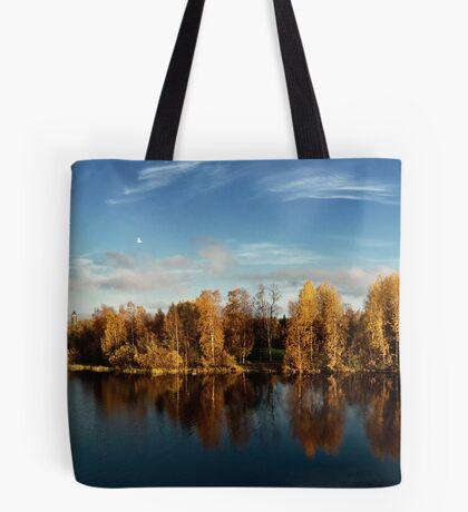 Autumn in Oulu Tote Bag