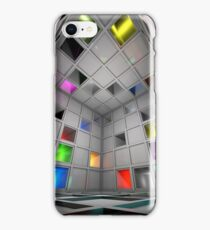 The White Escape Room iPhone Case/Skin