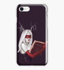 Humans - weird and wonderful creatures iPhone Case/Skin