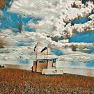 Selsey Beach. by Terry Collett
