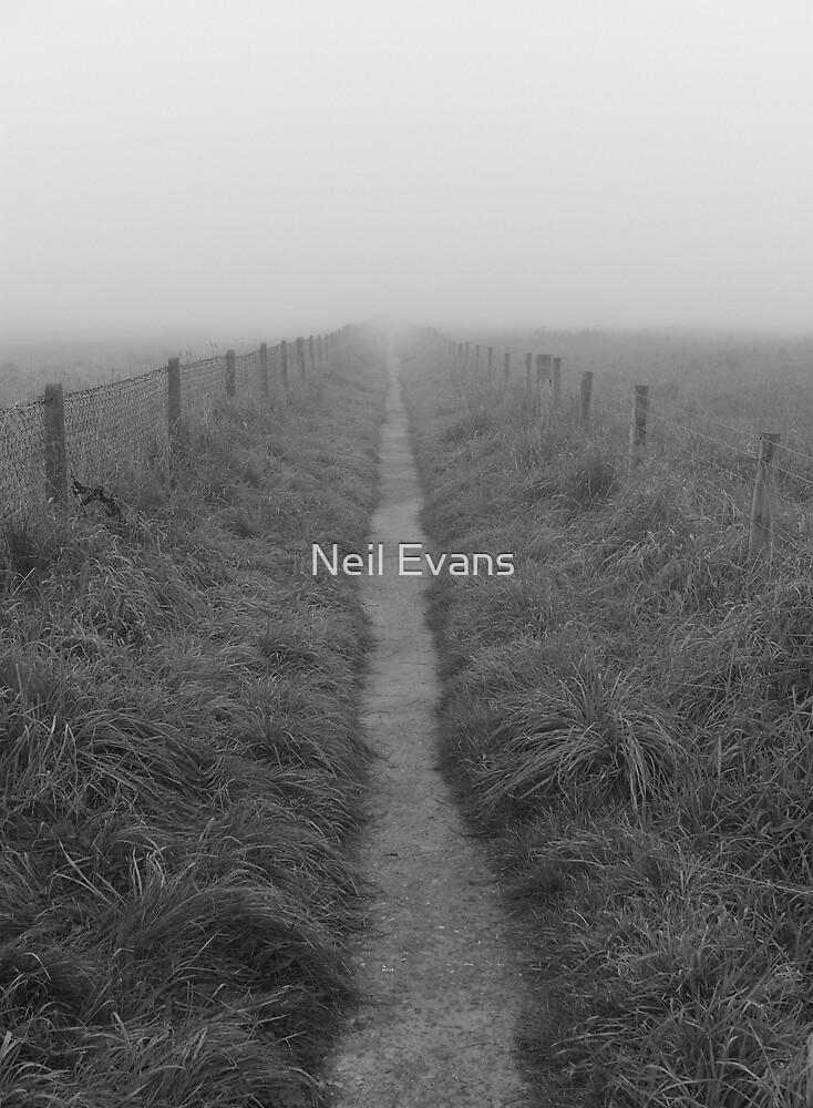 Vanishing Point by Neil Evans