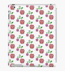 Cherry cartoon design #redbubble #decor #buyart #artprint iPad Case/Skin
