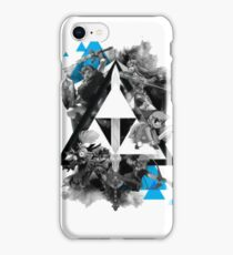 THE LEGEND OF ZELDA BREATH OF THE WILD iPhone Case/Skin