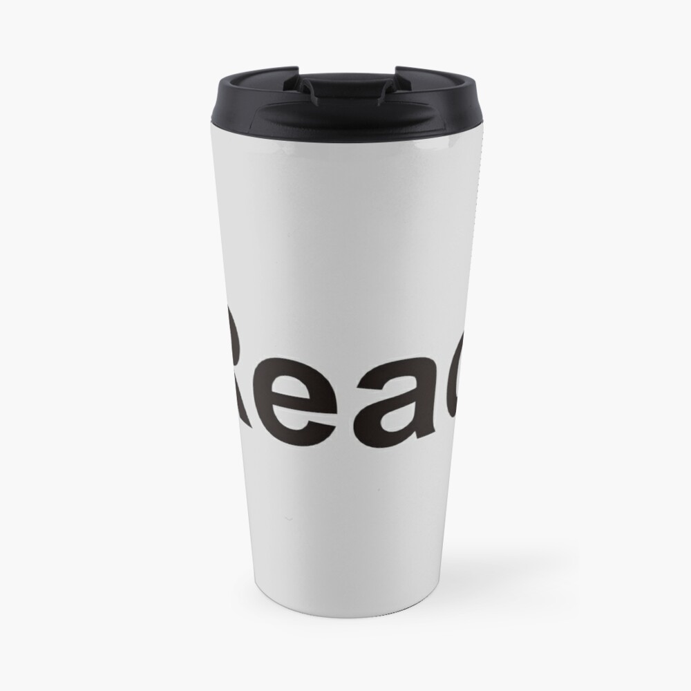 Read. Travel Mug