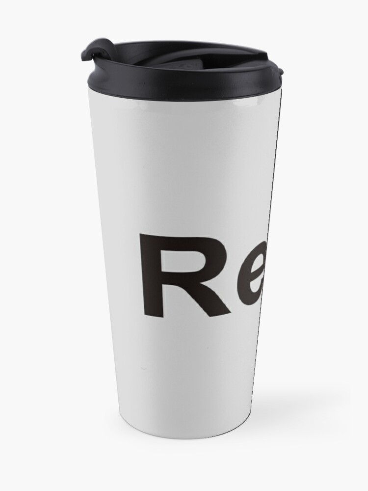 Alternate view of Read. Travel Mug