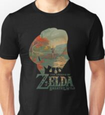 THE LEGEND OF ZELDA BREATH OF THE WILD T-Shirt