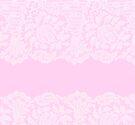 Pink Lace by Jayca