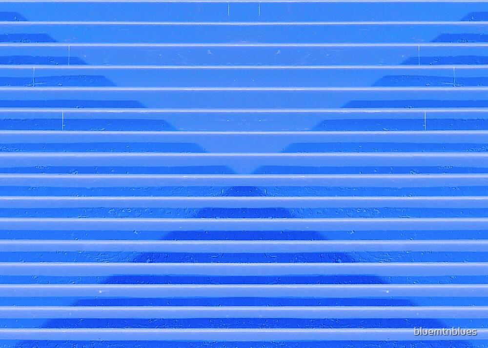Blue Diagonals by bluemtnblues