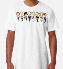 WHO-DUN-IT Long T-Shirt