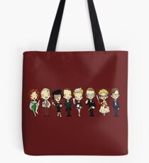 WHO-DUN-IT Tote Bag