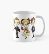 WHO-DUN-IT Classic Mug
