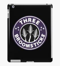 Three Broomsticks iPad Case/Skin