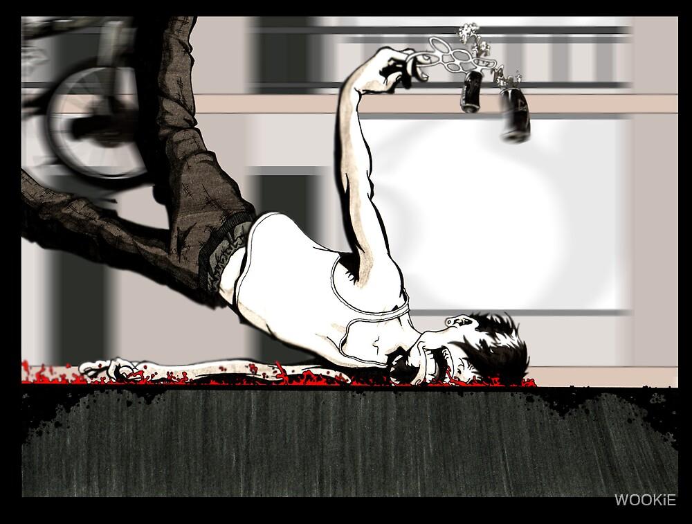 Evan's Wreck by WOOKiE
