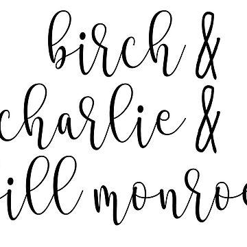 Monroe Brothers by gabsycakes
