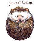 «You Can't Hurt Me» de henartorinos