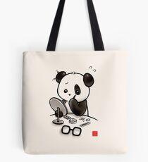 Panda Make-up Tote Bag