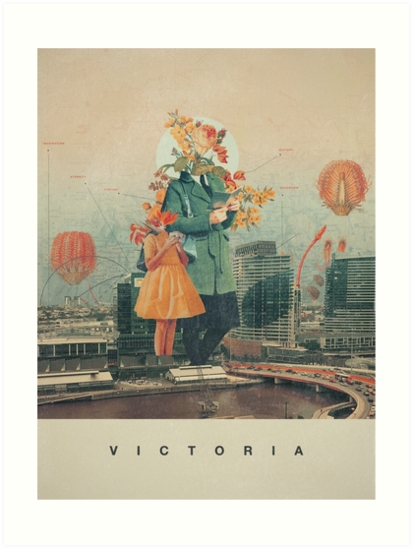 Victoria by Frank  Moth